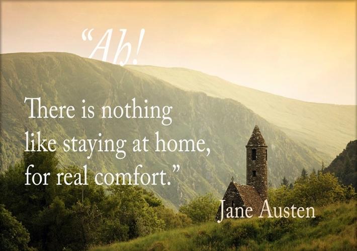 jane austen absolutely adore life